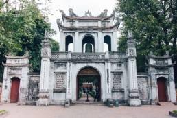 Moving to Hanoi