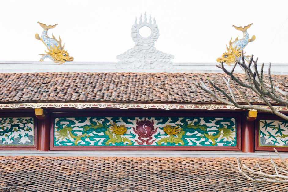 Vietnam Pagodas