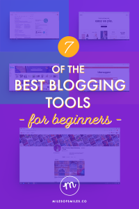 Best Blogging Tools for Beginners_Pin